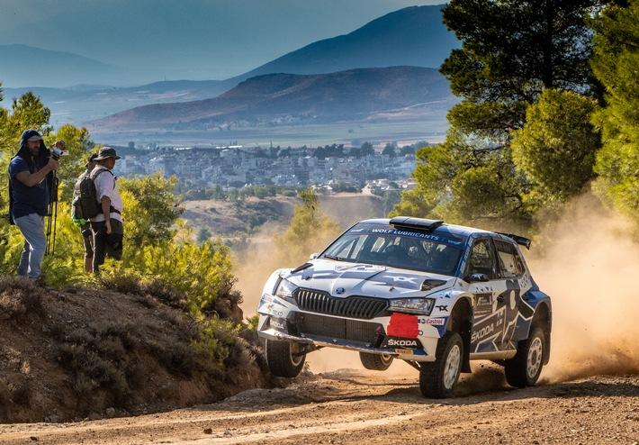 Rallye Finnland: ŠKODA Privatteams wollen Siegesserie des tschechischen Herstellers fortsetzen