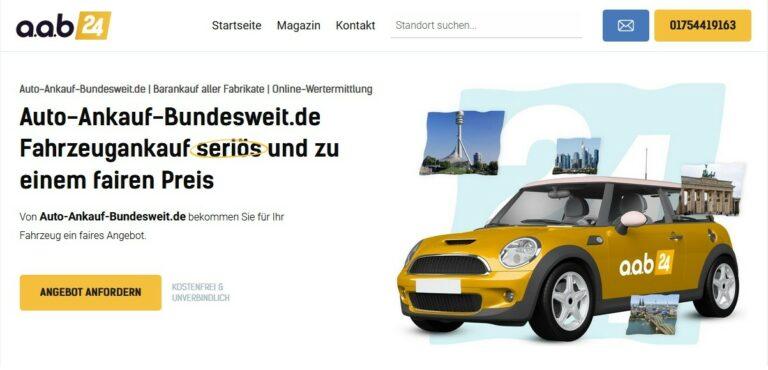 Autoankauf in München –  Wir kaufen Ihr Auto zum Höchtpreis
