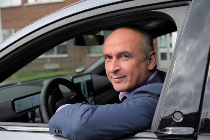 Wechsel in der Geschäftsführung der Ford-Werke, Rene Wolf übernimmt das Ressort Fertigung
