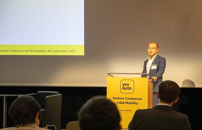 Erfolgreiche YesAuto Experten-Konferenz auf der IAA/ Nachhaltigkeit und Nutzervorteile stehen in Zukunft klar im Fokus von E-Mobilität