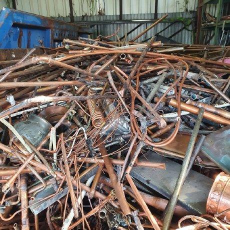 Schrottankauf in Bochum: Metall-Abholung & Schrottentsorgung