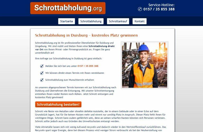 In Duisburg wichtiger als je zuvor: Schrott-Recycling zum Schutz der Ressourcen