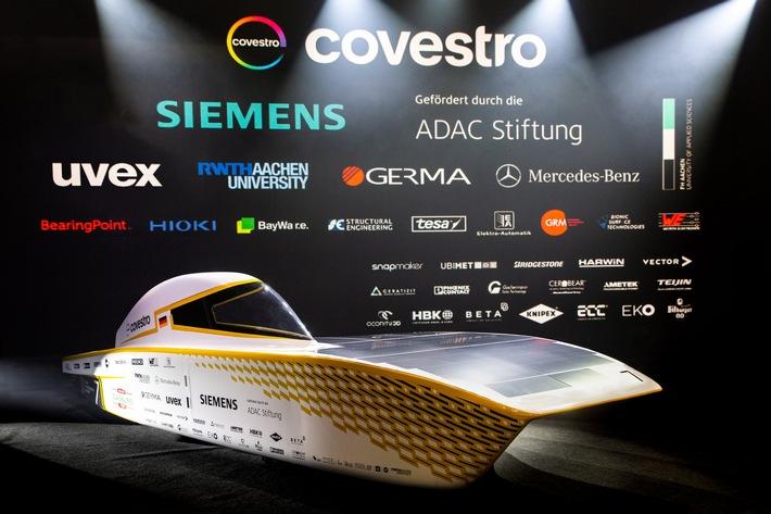 Nachhaltige Mobilität – Team Sonnenwagen Aachen und BearingPoint schließen Innovationspartnerschaft